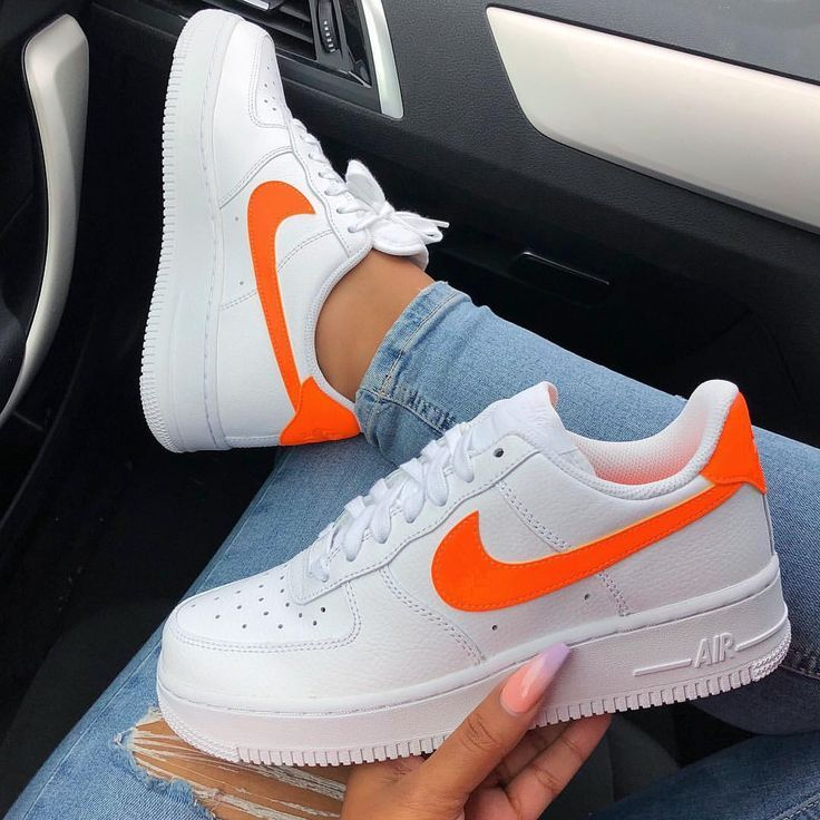 nike air force 1's | Casual shoes outfit, Trending shoes ...