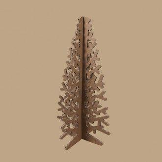 ABETO NAVIDAD CARTÓN NIDO ABEJA FRACTAL Árbol de Navidad, diseño exclusivo de esta web, de cartón nido de abeja y acabado kraft modelo fractal y en 2 medidas. Perfecto para decorar con todo tipo de pinturas, collage, pan de oro, purpurina, arenas de colores, rotuladores, ceras de colores, esprays, ... #MWMaterialsWorld #ChristmasTree #ArbolNavidad