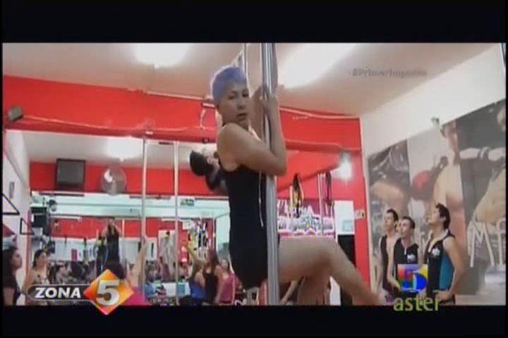 Abuela … Y Campeona De Baile Del Tubo #Video