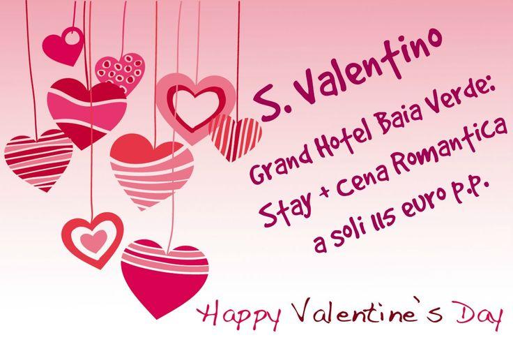 #Pacchetto #SanValentino 2015: Stay + #Cena ad € 115 per persona - #ValentineDay #Offer 2015: Stay + #Dinner for only € 115 per person
