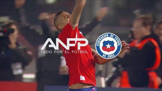 ANFP: Chile está en Brasil