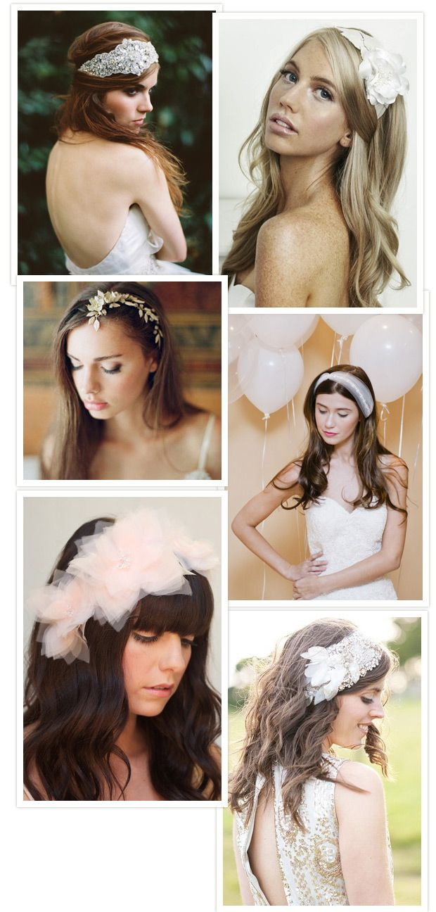 Bridal hair accessories for long hair - Lovely Long Locks 16 Long Hair Bridal Styles