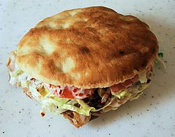 Doner kebab  The easiest recipe for a Doner that I have found so far, I'm going to give it a try. I miss my late night Doner runs.
