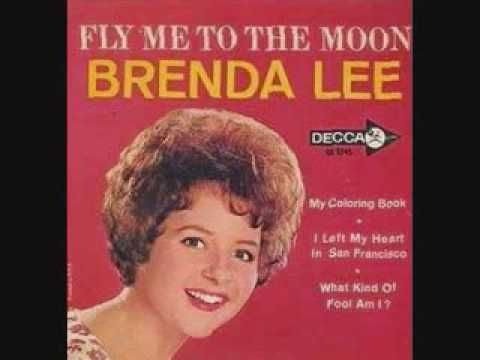 Brenda Lee - Fly Me To The Moon (1963)
