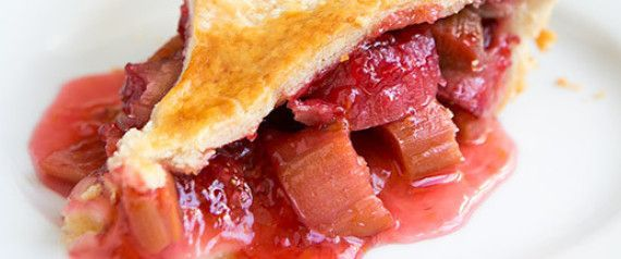 Happy Strawberry Rhubarb Pie Day! 19 great strawberry rhubarb recipes in one article!!!