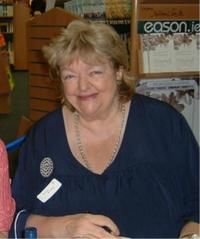 Maeve Binchy, anything by her is such a lovely read.  When reading her books, I get so sad when I near the end because I will miss her characters.  Sadly Ms. Binchy is now deceased and there will be no more of her stories to look forward to