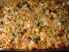 I Believe I Can Fry: Oyster Dressing