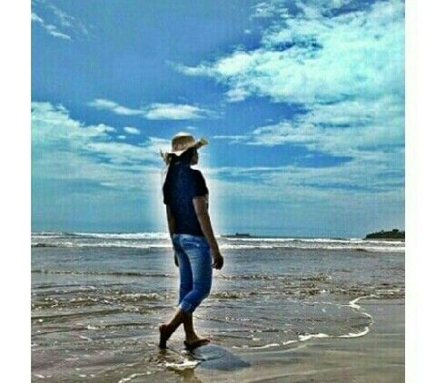 @pantai air nanis, padang (west sumatera)