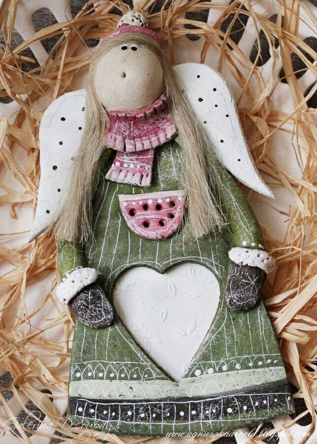 Salt dough by Paulina Silarow agnieszkaarnold.blogspot.com