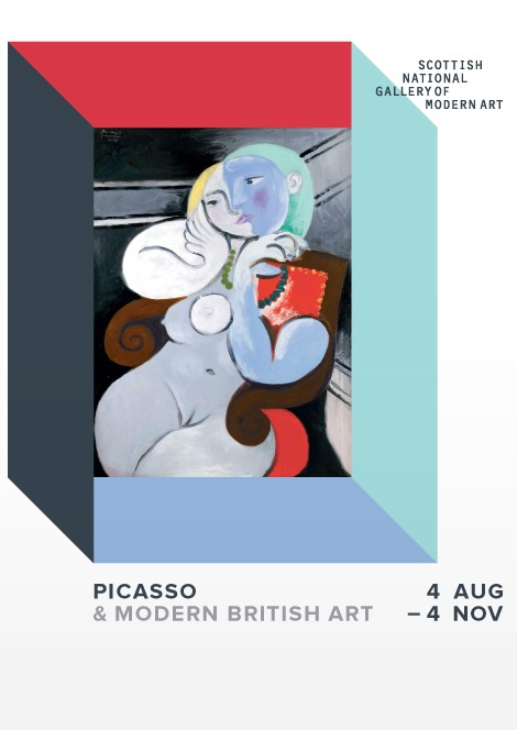 Picasso and Modern British Art     Scottish National Gallery of Modern Art, 73/75 Belford Road EH4 3DR. Tel:0131 624 62004Aug - 4 Nov, Opening hours: 10.00 - 17.00