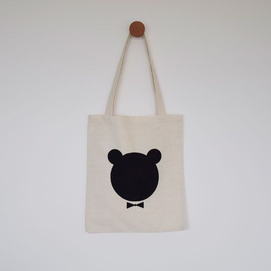 Made By Mee + Co | Mr Bear Tote