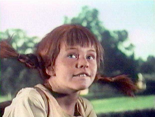 Pippi- it's a redhead thing...