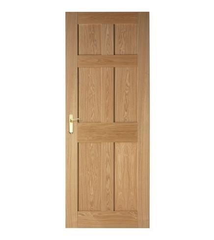 Burford 6 Panel Oak
