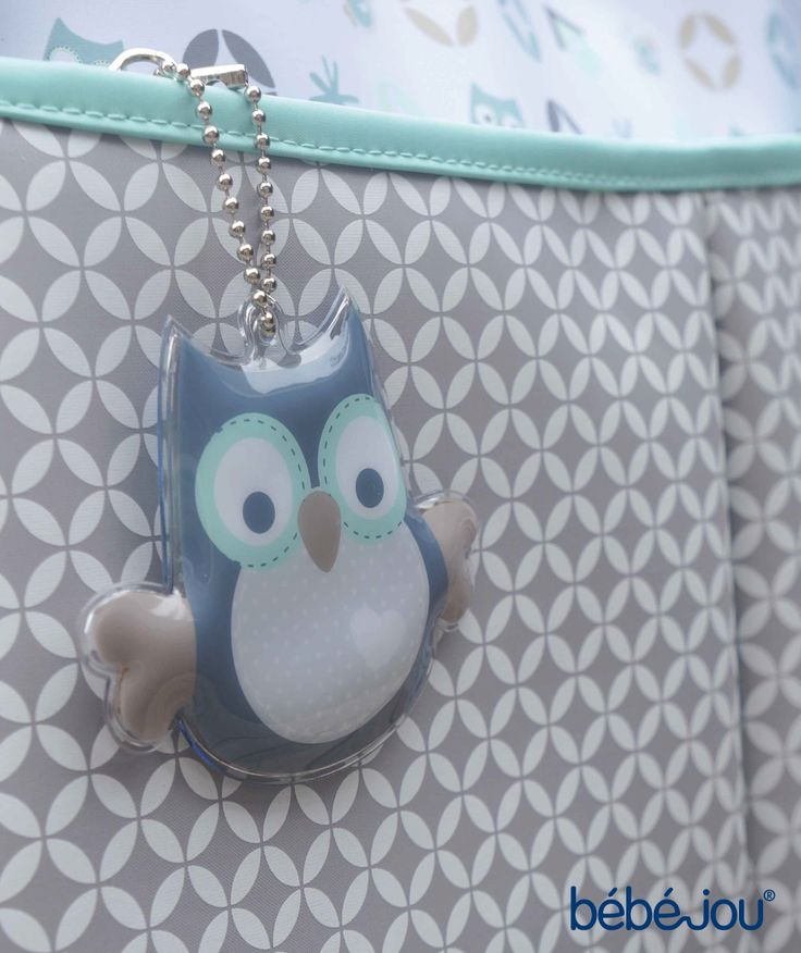 New! bébé-jou owl family collection