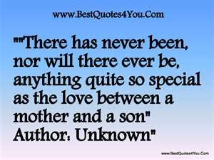 Image Search Results for mother son quotes