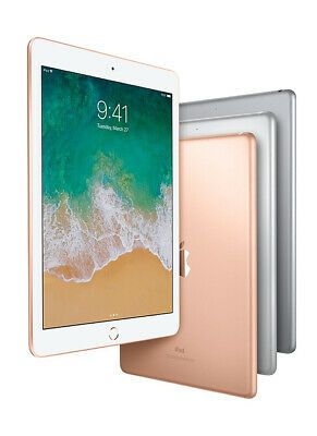 Details about Apple iPad – 6th Generation – 9.7″ Display – 32GB – WiFi Only – Tablet