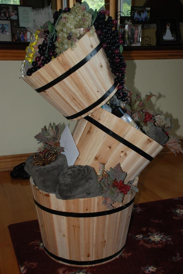 wine wedding shower gift poem%0A   wine theme   wedding shower gift idea for bath towels