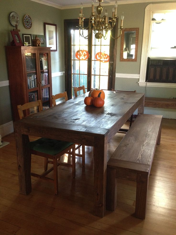 18 Best Barleycorn Woodworks Images On Pinterest  Carpentry Wood Inspiration Building A Dining Room Table Inspiration