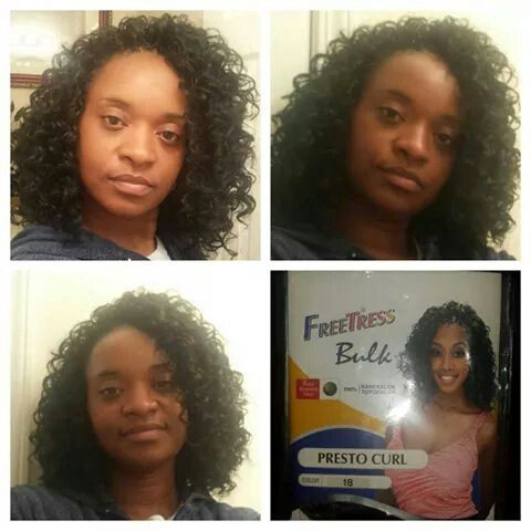 Crochet Braid Dos And Donts Crochet Braids With 2 Packs Of Freetress Presto Curl
