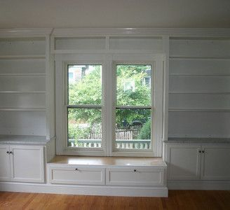 28 best Built in wall cabinets images on Pinterest | Upper cabinets ...