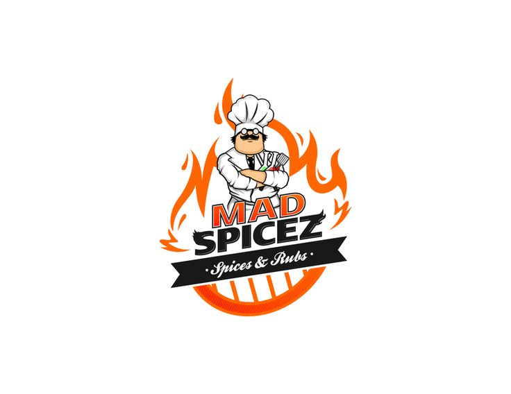 Logo for new Spice Company - Pacific NW flavor by superkij!