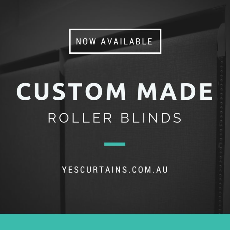 Over 50 customer made roller blinds have been added to our store! #Blinds