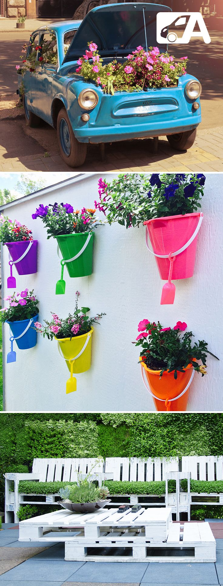 6 DIY projects to transform your garden this spring. Moving beautiful things since 2009. We move anything, anywhere.