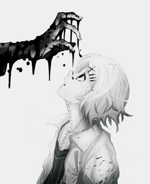 Pain is the reminder of what you did wrong Juuzou Suzuya - Tokyo Ghoul