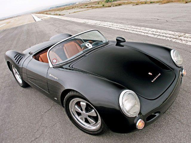 Porsche 550A-6 Spyder