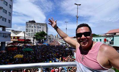 ACONTECE: Nonô é atração do Taca Mais Música de Carnaval do ...