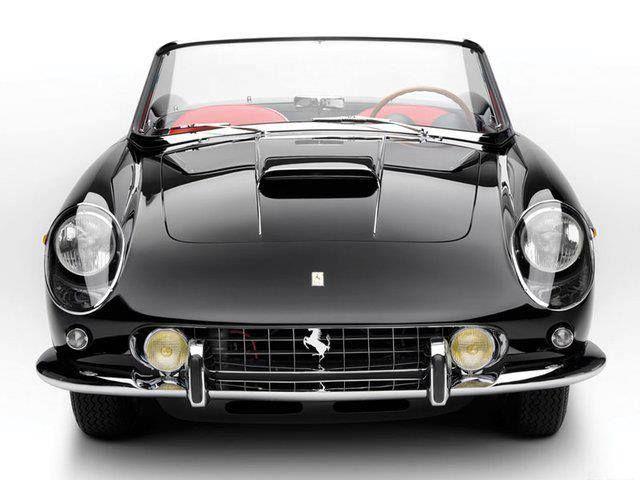 1962 Ferrari 400 SA