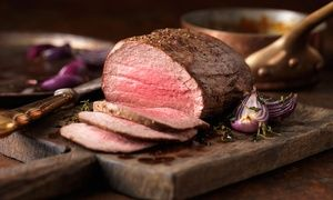 Groupon - Sunday Carvery for Two or Four at Hilton House Hotel (Up to 46% Off) in Derby. Groupon deal price: £11.95