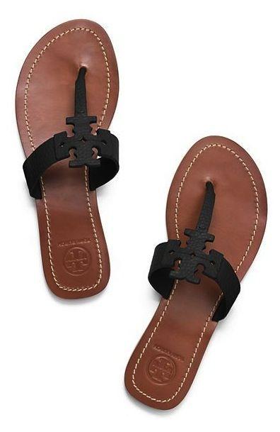 Tory Burch Moore Flat Thong Sandal