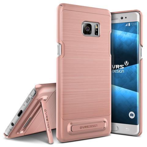 VRS Design Galaxy Note 7 Case - Simpli Lite Series #Rose #Gold