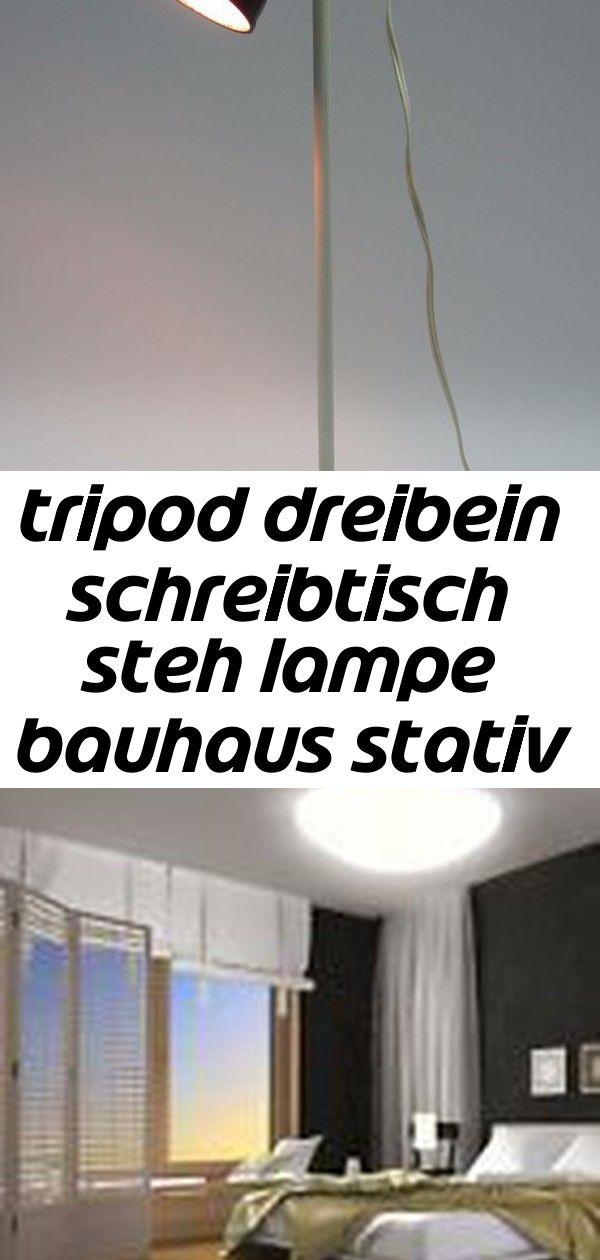 Tripod Dreibein Schreibtisch Steh Lampe Bauhaus Stativ Bakelit Rare Decor Home Decor Decals Home Decor