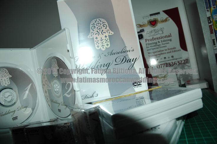 Hand of Fatima Bespoke Design