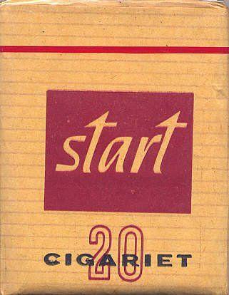 Cigarety Start