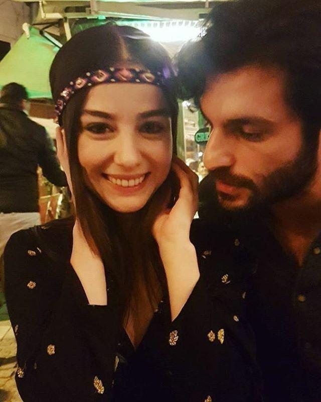 Serkan Cayoglu e Ozge Gure sono fidanzati