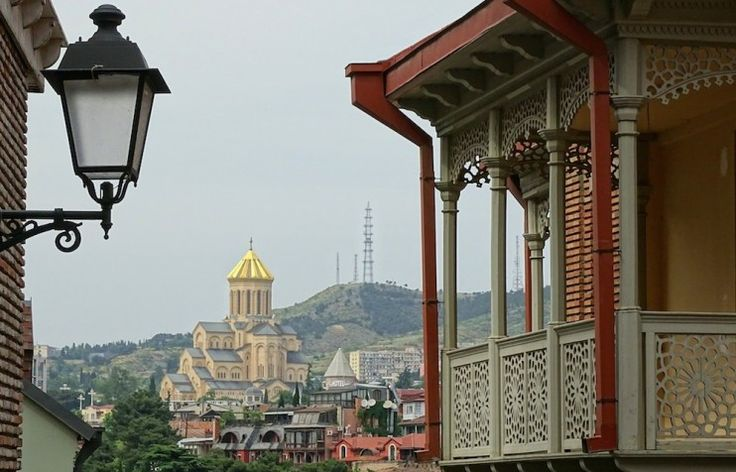 Georgia on my mind: How Russian trendsetters fell in love with Tbilisi and why soon you will too