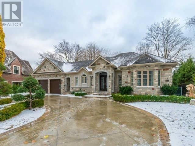 Prestigious Custom Built Bungalow On A Breathtaking Ravine Lot Located In Highly Sought After Uplands Gardens.Backs Onto Thornhill Golf&Country Club.Steps To Uplands Golf&Ski Centre &Nature Tr.Lush Greenery Embraces The Open Concept,State Of The Art Finishes W/Outstanding Quality &Workmanship.Sunfilled E/I Kit Opens To Liv/Din Areas. Oversized Bdrms W/Ensuites, Media/Ent/Games.W/O To   Check out this great home on http://detachedhouseforsale.com - 14 RIVERSIDE Boulevard , Vaughan, Ontario…