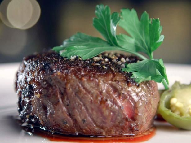Food Network found the top five steaks in the country. Find out which restaurants made the list.