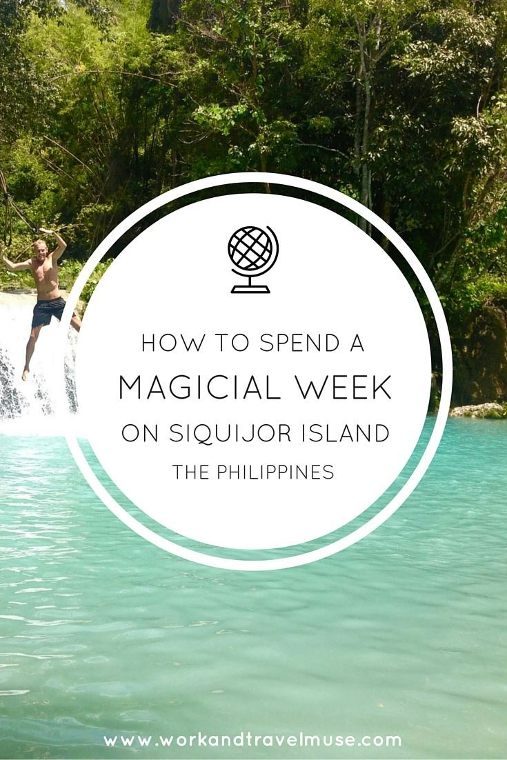 Do you want to visit Siquijor Island in the Philippines? You definitely should! It is one of my favourite places in the world. No joke. Click through to discover the amazing things you can do on Siquijor Island!