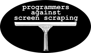Get  to  know about the various programmers against screen scraping