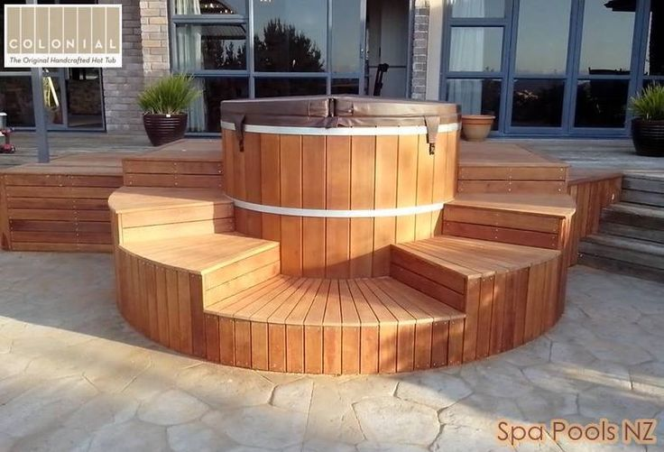 Exclusive Spa Pools In New Zealand. #Spa #pools are the ultimate addition to any home for relaxing in the warm jets on a cool evening. #hottubs #Auckland #NZ
