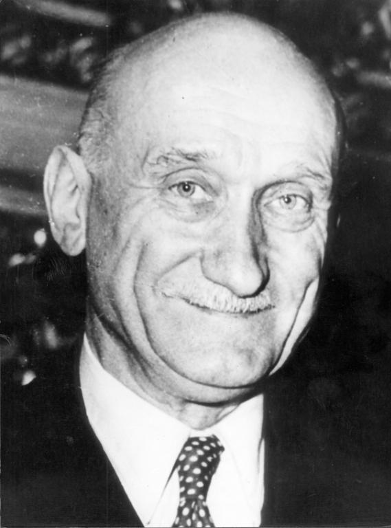 Robert Schuman:  arhitectul proiectului  de integrare europeană