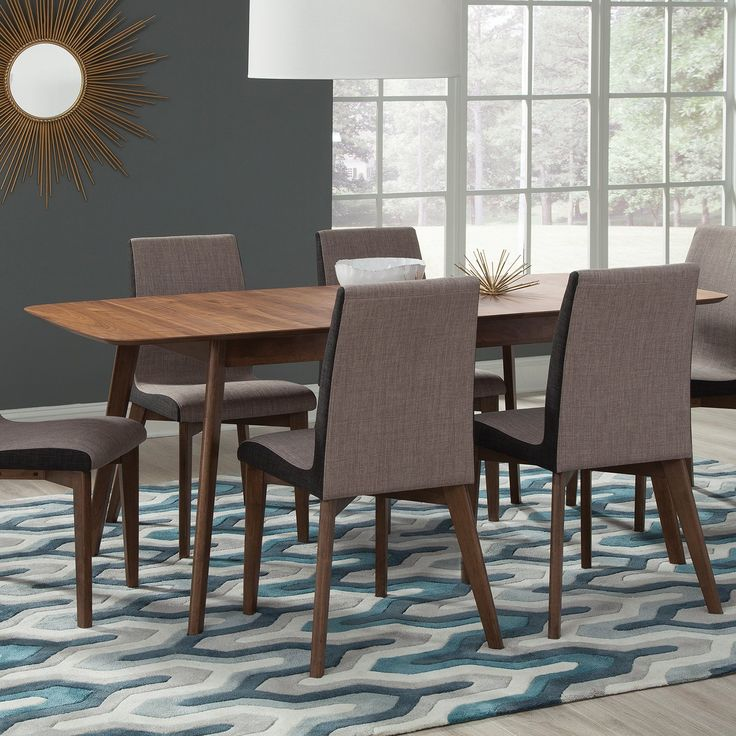 Coaster Furniture Redbridge Dining Table | from hayneedle.com