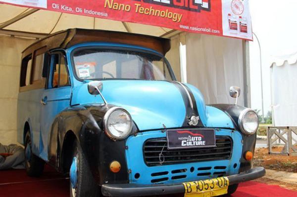 National Auto Culture 2013 Hadirkan Ribuan Pecinta Mobil Klasik - Vivaoto.com - Majalah Otomotif Online