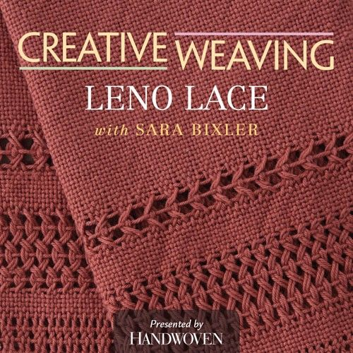 Creative Weaving: Leno Lace Video Download