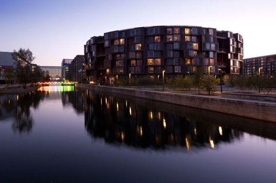 Students house near University of Copenhagen