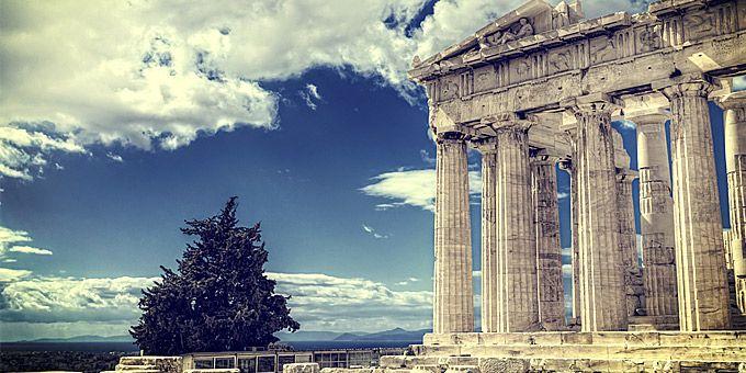 Πόσο καλά ξέρετε τα μνημεία της Αθήνας;